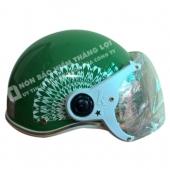 Mũ Bảo Hiểm Nửa Đầu Có Kính TL08