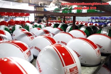 Nhà xưởng sản xuất mũ nón bảo hiểm chất lượng cao