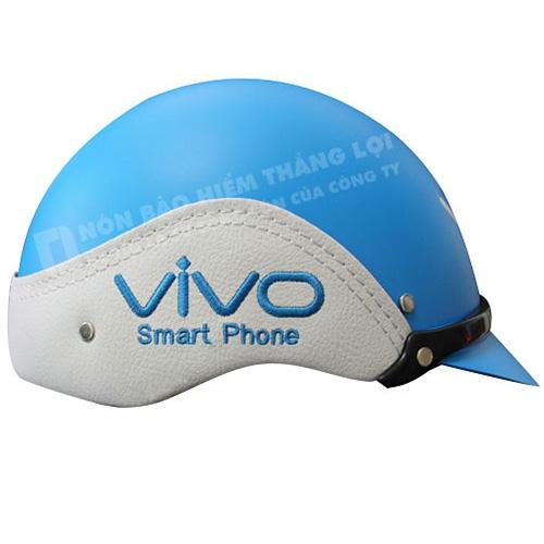 Nón Bảo Hiểm Nửa Đầu Vivo Smart Phone
