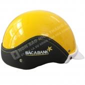 Nón Bảo Hiểm Nửa Đầu Bắc Á Bank
