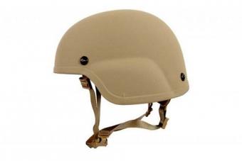 Quân đội Mỹ chế tạo mũ bảo hiểm chiến đấu siêu nhẹ mới