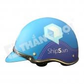 Mũ Bảo Hiểm Nửa Đầu ShipS.vn