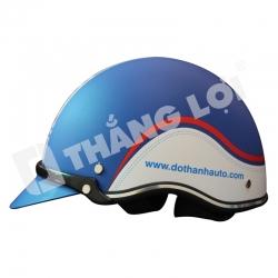Mũ Bảo Hiểm Nửa Đầu Đỗ Thành Auto