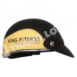 Mũ Bảo Hiểm Nửa Đầu King Fitness