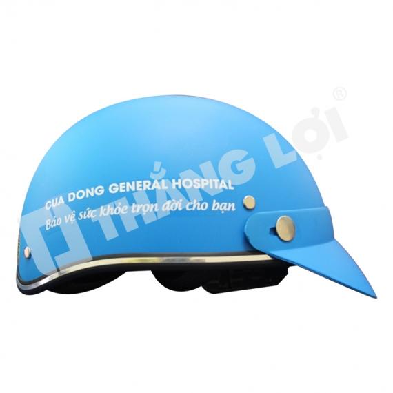 Mũ Bảo Hiểm Nửa Đầu Cua Dong General Hospital