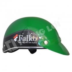 Mũ Bảo Hiểm Nửa Đầu Bếp Ga Falko