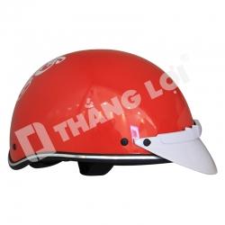 Mũ Bảo Hiểm Nửa Đầu Slogan