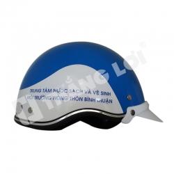 Mũ Bảo Hiểm Nửa Đầu Môi Trường Bình Thuận