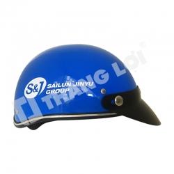 Mũ Bảo Hiểm Nửa Đầu S&J