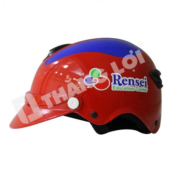 Nón bảo hiểm trẻ em Rensei Education Center