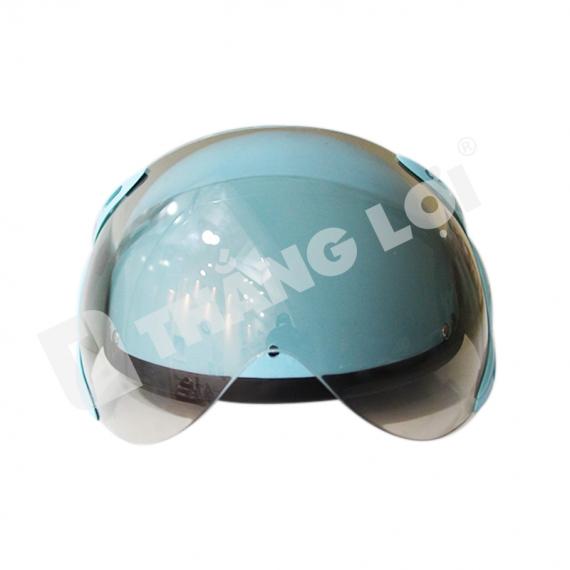 Nón Bảo Hiểm Nửa Đầu Có Kính GRS