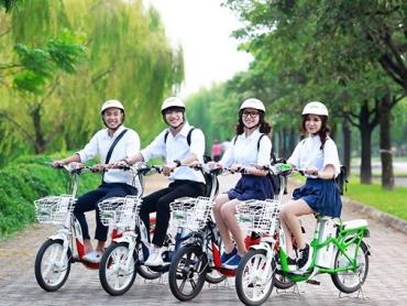 1000 mũ bảo hiểm đặt mỗi tháng của Xe đạp Martin và câu chuyện an toàn
