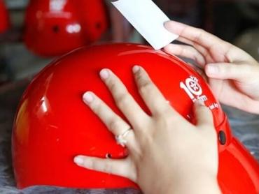 Xưởng sản xuất nón bảo hiểm tại quận 6