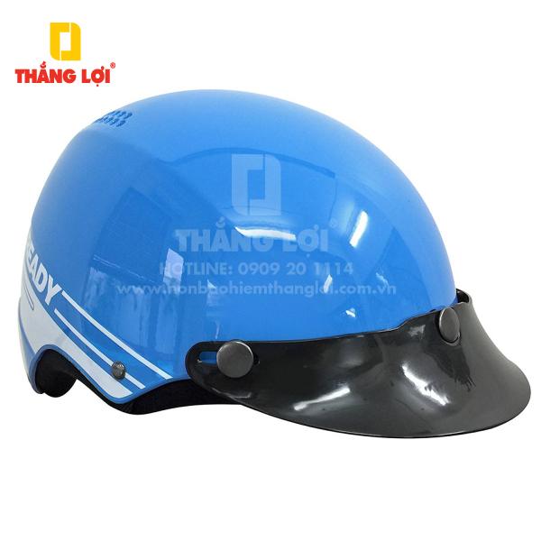 Việc truyền thông 1 cách gián tiếp qua cách thức in logo trên mũ bảo hiểm có thể nói là khá thông minh và mang nhiều ưu điểm vượt bậc