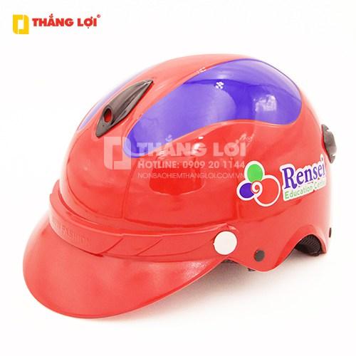Mũ bảo hiểm trẻ em 6 tuổi