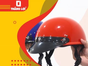 Gia công mũ bảo hiểm thương hiệu chuẩn chất lượng HÀNG ĐẦU