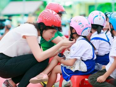 Mũ Bảo Hiểm Honda & Nón 3/4 Trẻ Em Siêu Nhẹ Chính Hãng Chất Lượng