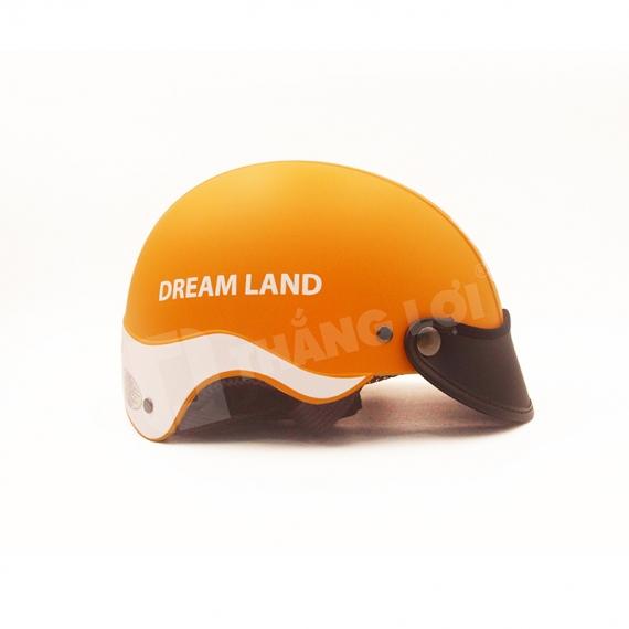 Nón Bảo Hiểm DREAM LAND WATERWAP