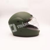 Nón Bảo Hiểm Fullface Quân Đội Quân Khu 5