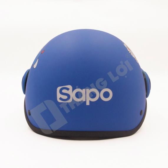 Nón Bảo Hiểm Trẻ Em SAPO DOREMON