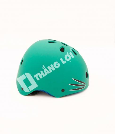 Nón Bảo Hiểm Trẻ Em Mèo Kitty