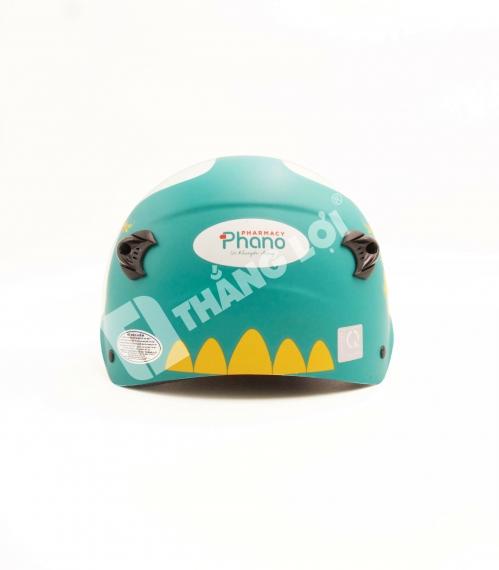 Nón Bảo Hiểm Trẻ Em Phano Phamarcy
