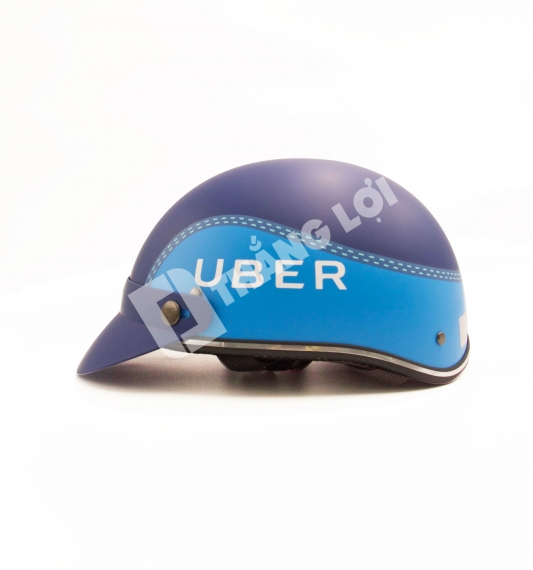 Mũ Nón Bảo Hiểm Nửa Đầu Uber