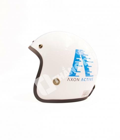 Nón Bảo Hiểm 3/4 Đầu Axon Active