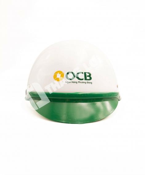 Mũ Bảo Hiểm Nửa Đầu Ngân hàng Phương Đông OCB