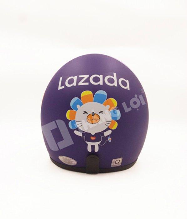 Sử dụng nón bảo hiểm 3/4 đầu LAZADA – Lưu ý những thông tin gì?