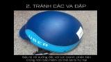 Tiết lộ cách bảo quản nón bảo hiểm luôn bền đẹp