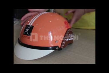 Sản xuất nón bảo hiểm Elastine - LG Vina