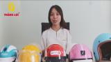 Phân tích các loại nón bảo hiểm chính tại công ty Thắng Lợi
