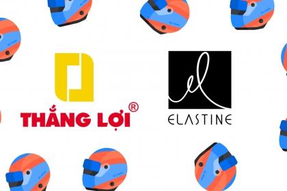 Sản xuất nón bảo hiểm LG Vina - Elastine